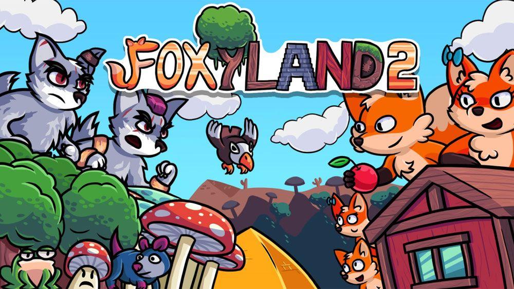 Image de couverture de [Test] Foxy Land 2 sur PS Vita et PS4, Le jeu tablette se console