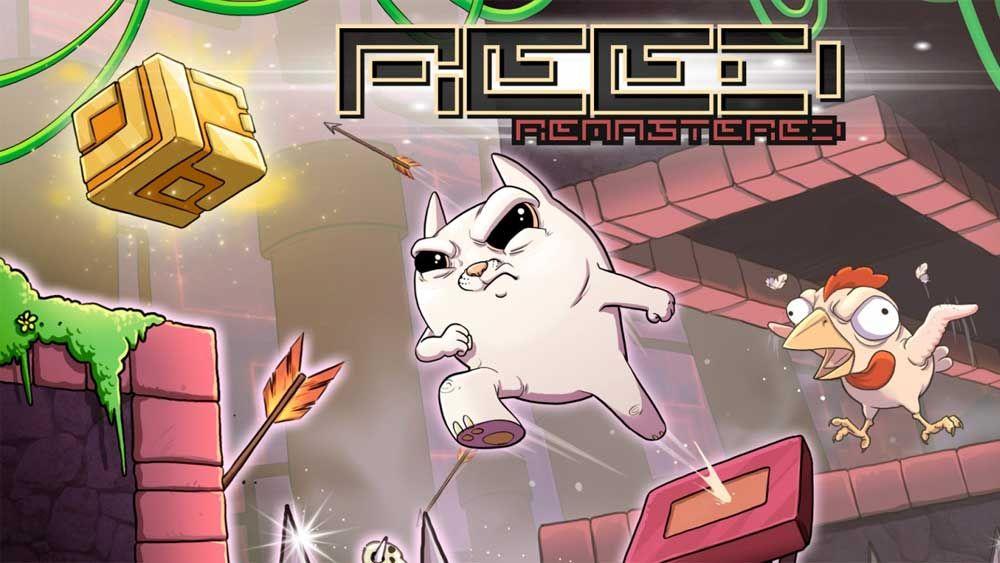 Image de couverture de [TEST] Reed Remastered - PS Vita - Un bug dans la matrice !