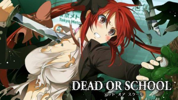 Image de couverture de [Test] Dead or School sur Switch, alerte au virus!