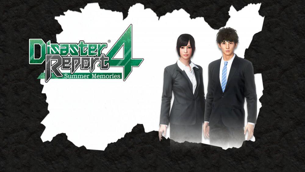 Image de couverture de [Test] Disaster Report 4 : Summer Memories sur Switch, un jeu qui secoue!