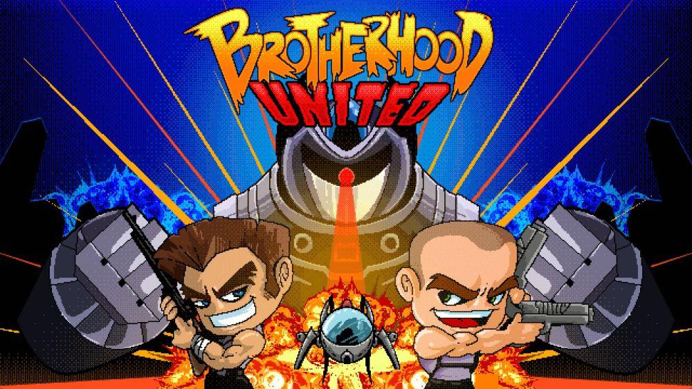 Image de couverture de [Test] Brotherhood United - Switch - Bienvenue dans la confrérie