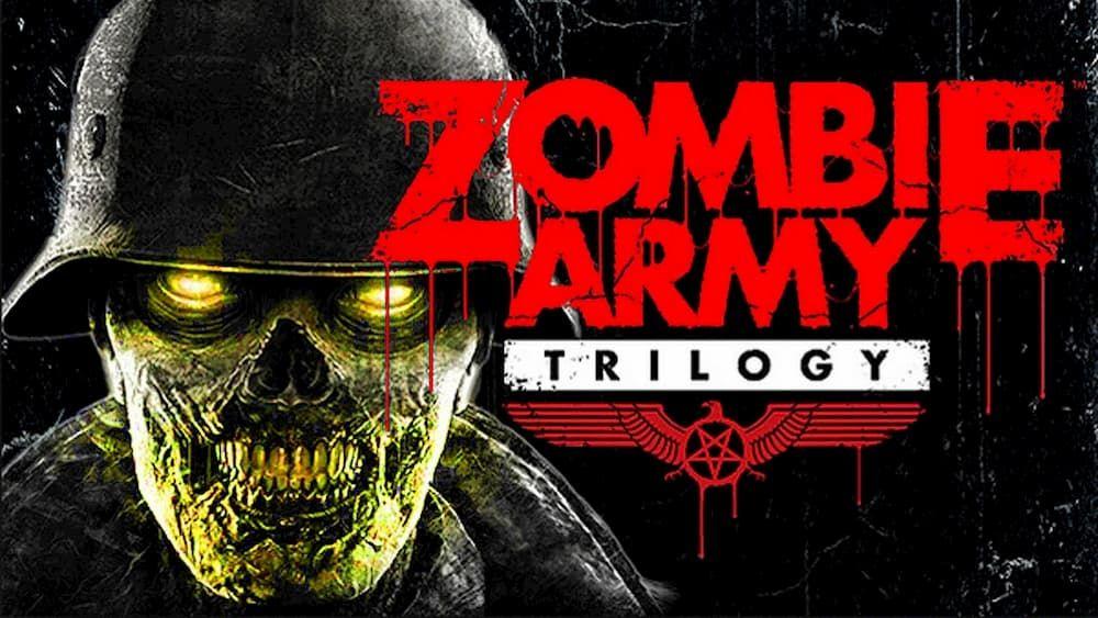 Image de couverture de [Test] Zombie Army Trilogy sur Switch, visez la tête !