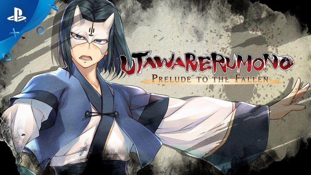 Image de couverture de [Test] Utawarerumono : Prelude to the fallen sur PS4, mais que cache ce masque?