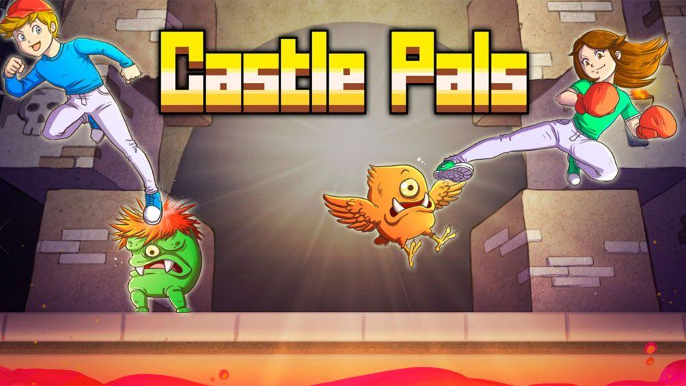 Image de couverture de [Test] Castle Pals - Xbox - 2 pals, 2 ambiances