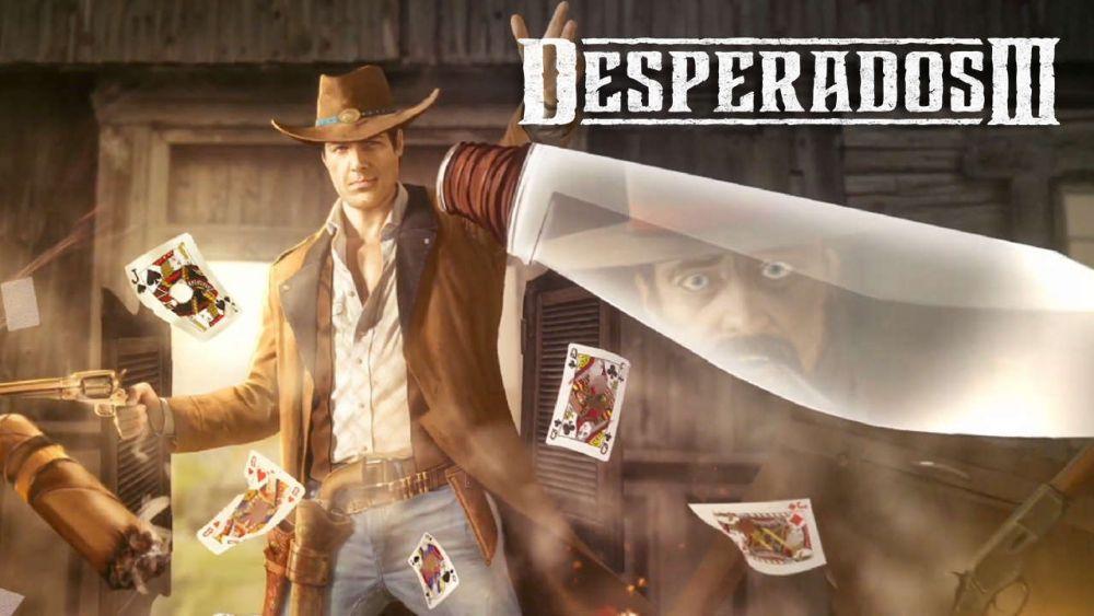 Image de couverture de [Test] Desperados III sur PS4, l'infiltration à la sauce Western (chez Be Playstation)