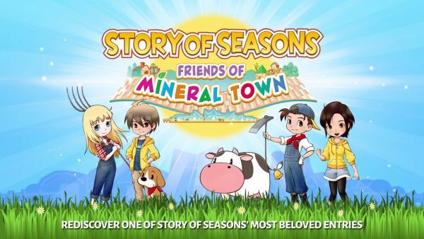 Image de couverture de [Unboxing] Press kit de Story of Seasons : Friends of Mineral Town