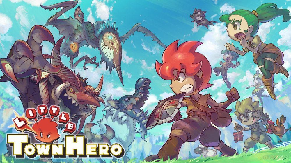 Image de couverture de [Unboxing] Little Town Hero Big Idea Edition PS4