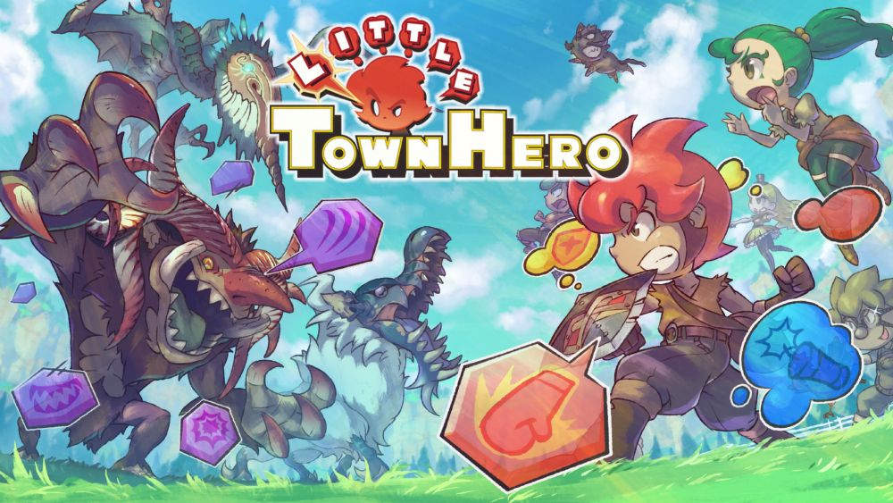 Image de couverture de [Test] Little Town Hero sur PS4, izzit good?
