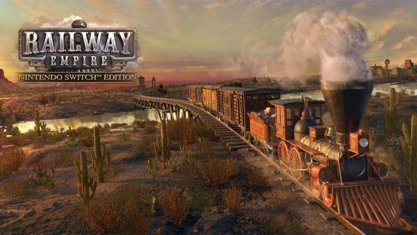 Image de couverture de [Test] Railway Empire sur Switch - Un empire ça ne se construit pas tout seul !