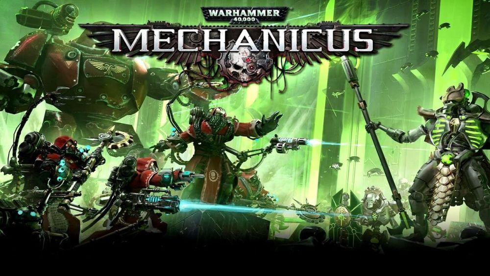 Image de couverture de [Test] Warhammer : Mechanicus sur Switch, sus aux Necrons!