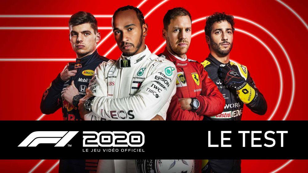 Image de couverture de [Test] F1 2020 - Xbox - Plus fort, encore ?