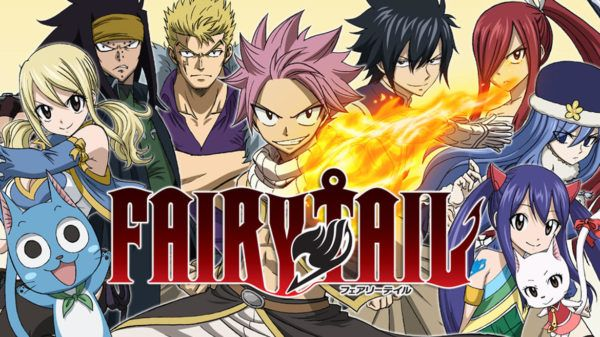 Image de couverture de [Test] Fairy Tail sur Switch, le test chaud comme la braise!