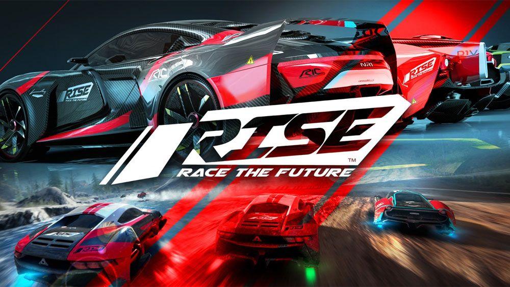 Image de couverture de [Test] Rise: Race the Future sur Switch