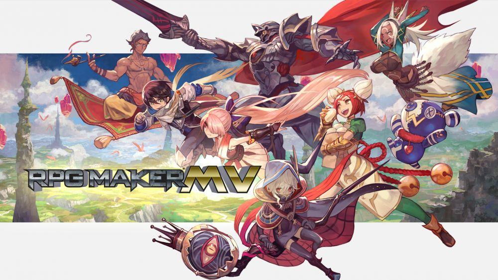 Image de couverture de [Test] RPG Maker MV sur Switch, la création à portée de tous?