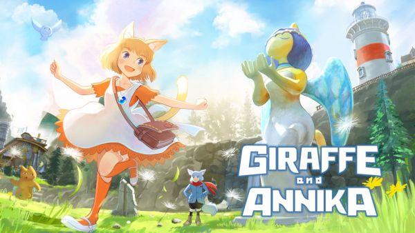 Image de couverture de [Test] Giraffe and Annika sur Switch, en quête de souvenirs