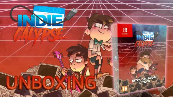 Image de couverture de [Unboxing] Indiecalypse Ultra Collector Edition Switch
