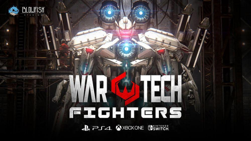 Image de couverture de [Test] War Tech Fighters sur Switch, appelez moi le mechanicien!