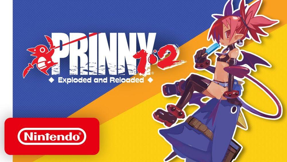 Image de couverture de [Test] Prinny 1 & 2 exploded and reloaded sur Switch, la souffrance des prinnies mec!