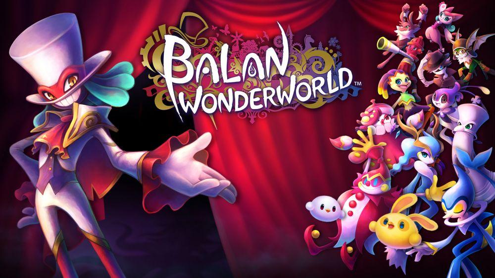 Image de couverture de Balan Wonderworld nous en dévoile un peu plus sur son théâtre et sa troupe