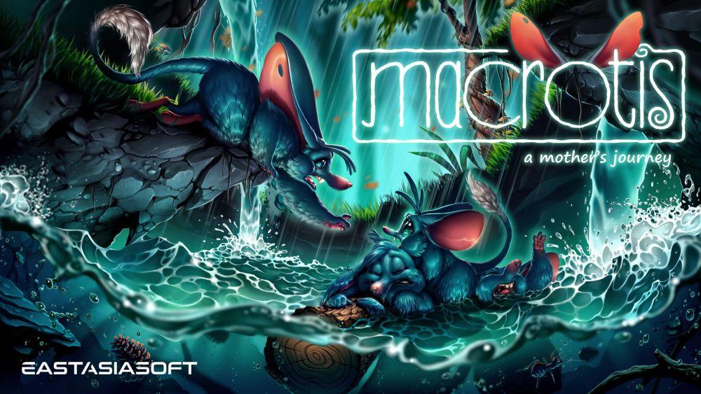 Image de couverture de [Test] Macrotis: A Mother's Journey sur Xbox - Maman à la rescousse