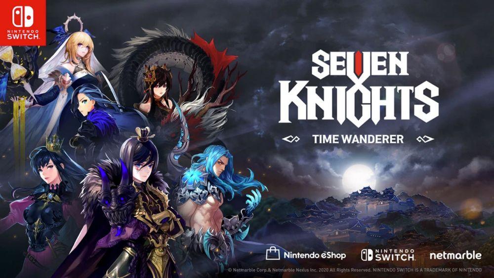 Image de couverture de [Test] Seven Knights - Time Wanderer - sur Switch, d'une dimension à l'autre