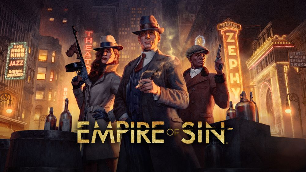 Image de couverture de [Test] Empire of Sin sur Switch, tout plaquer pour devenir le boss de Chicago!