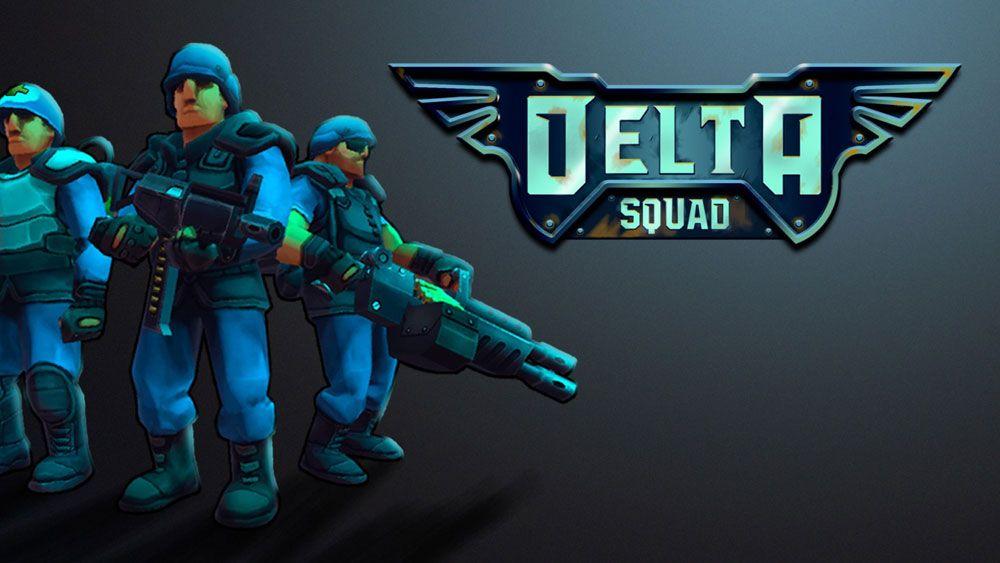 Image de couverture de [Test] Delta Squad - Switch - Mais où est donc passée l'escouade ?