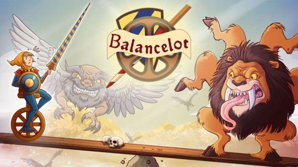 Image de couverture de [Découverte] Balancelot - Switch - Je balance tout !