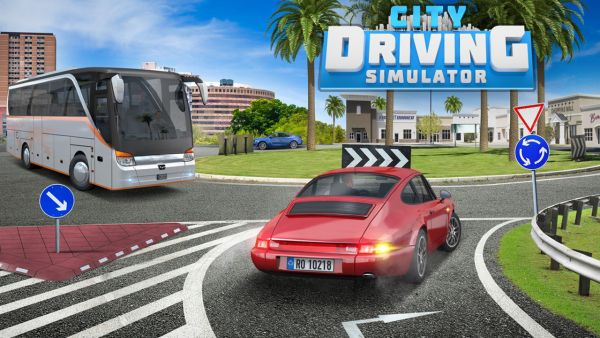 Image de couverture de [Test] City Driving Simulator - Switch