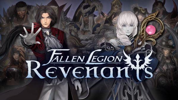 Image de couverture de [Test] Fallen Legion : Revenants sur Switch, la recette ne change pas