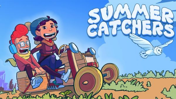 Image de couverture de [Test] Summer Catchers sur Switch : une jolie route semée d'embûches