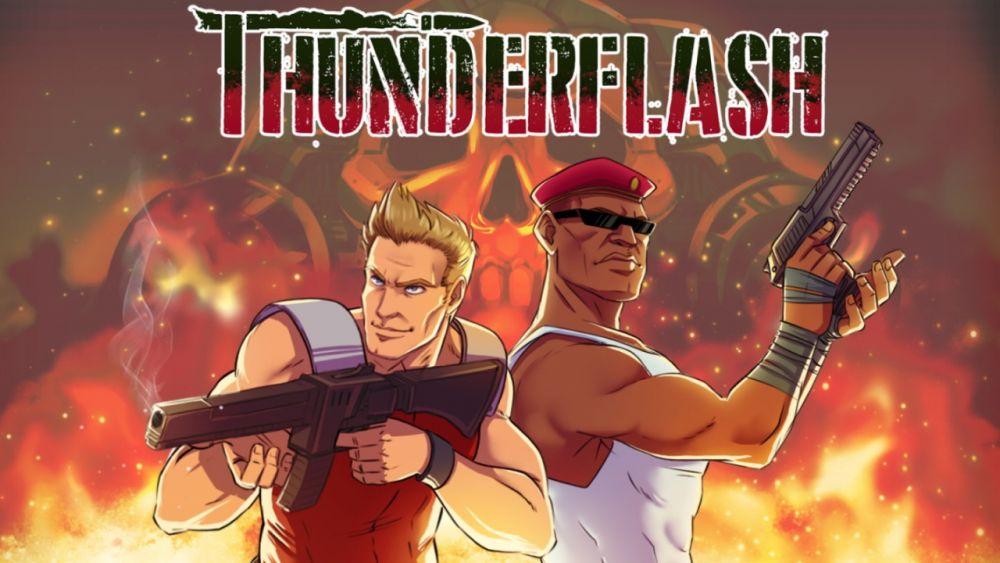 Image de couverture de [Test] Thunderflash - Switch