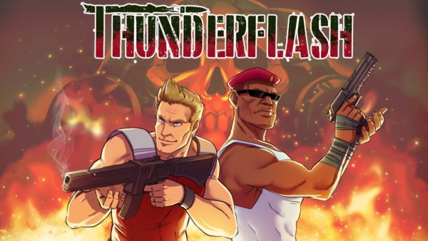 Image de couverture de [Test] Thunderflash - Switch