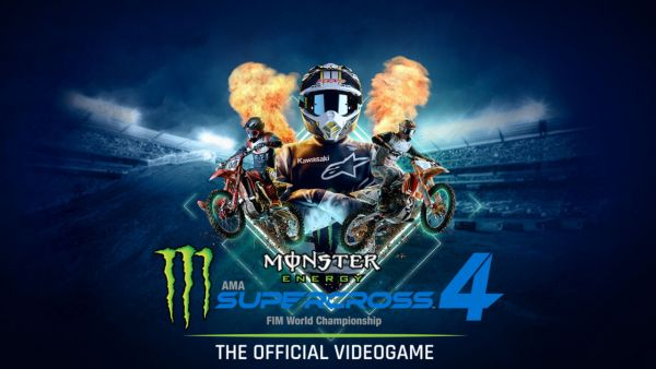 Image de couverture de [Test] Monster Energy Supercross 4 sur PS5 : le boss des bosses est cabossé