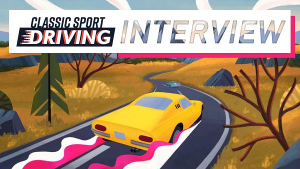 Image de couverture de Classic Sport Driving / Studio Pixel Wrappers : L'interview !