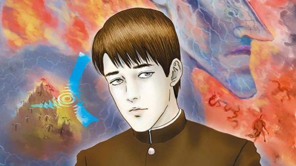 Image de couverture de [Critique] La déchéance d'un homme, version Junji Ito