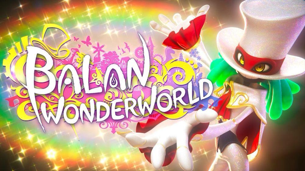 Image de couverture de [Test] Balan Wonderworld sur Switch, que le spectacle commence!