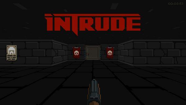 Image de couverture de [Test] Intrude - PC - Digne héritier de Wolfenstein 3D ?