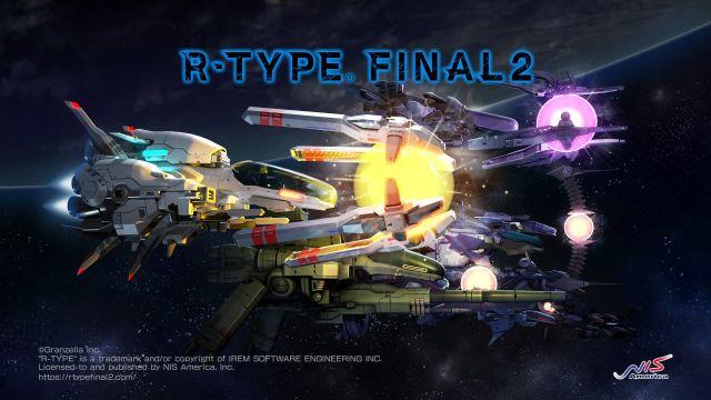 [Test] R-Type Final 2 sur Switch, shmup never die?
