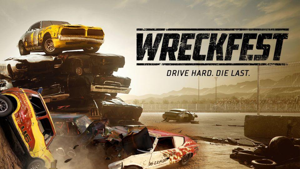 [Test] Wreckfest sur Xbox - L'hymne à la destruction