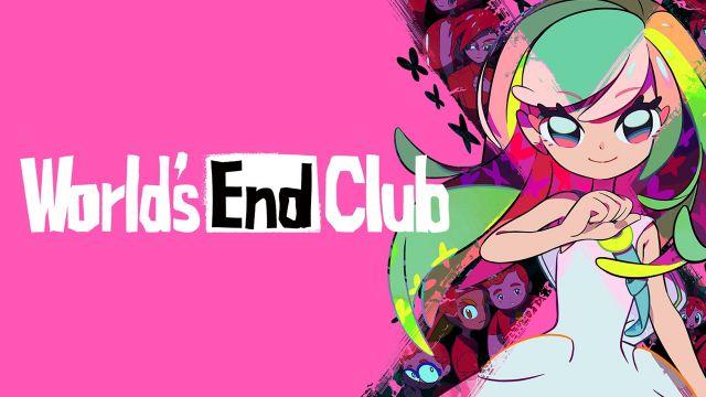 [Test] World's End Club sur Switch : le cercle des potes disparus