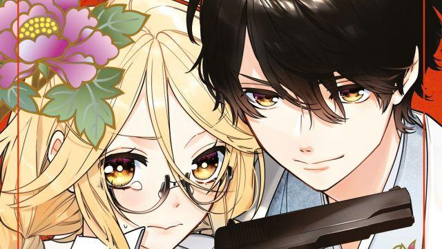 [Critique] Trois yakuzas pour une otaku de Narumi Hasegaki