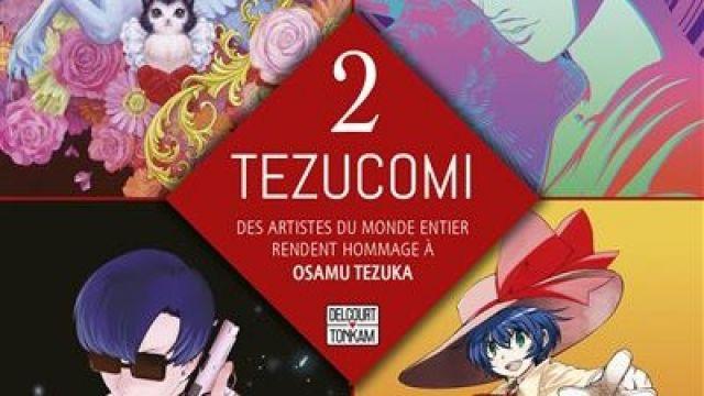 [Critique] Tezucomi tome 2, Hommage à Osamu Tezuka