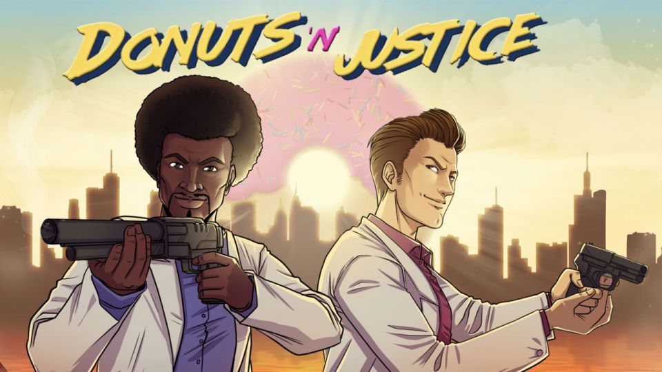 [Test] Donuts'n'Justice sur Switch
