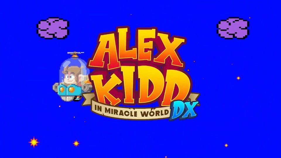 [Test] Alex Kidd in Miracle World DX sur Switch, la nostalgie au rendez-vous