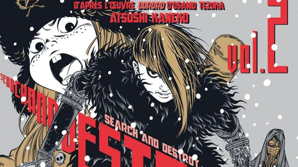 [Critique] Search and Destroy d'Atsushi Kaneko tome 2