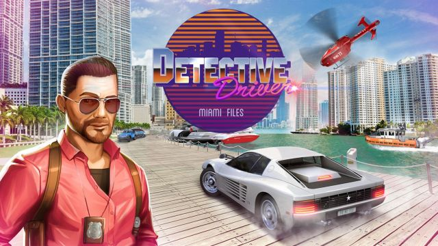[Test] Detective Driver: Miami files - Switch - Le taxi pas fou