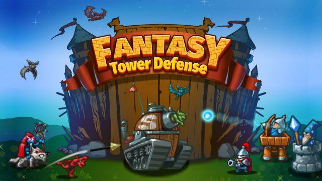 [Test] Fantasy Tower Defense - Switch
