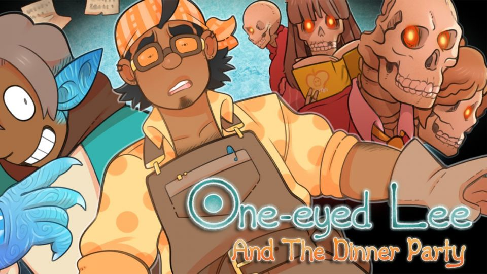 [Test] One-Eyed Lee and the Dinner Party sur Switch : point'n'click et têtes à claques
