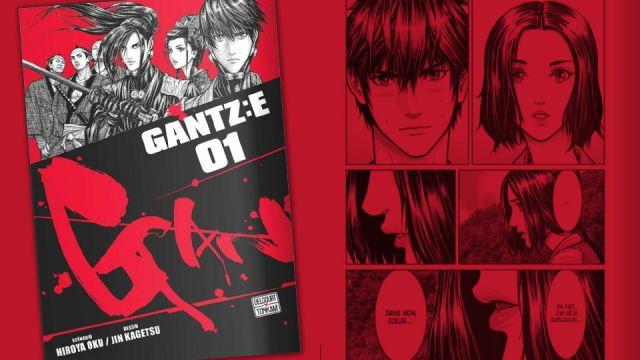 [Critique] Gantz : E d'Hiroya Oku et Jin Kagetsu
